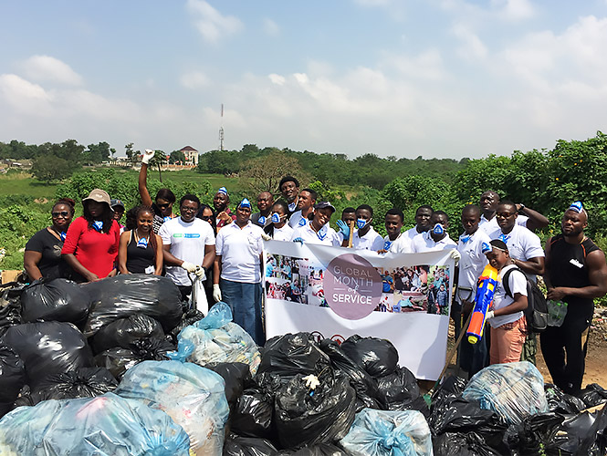 Image result for Corporate Social Responsibility Nigeria Church